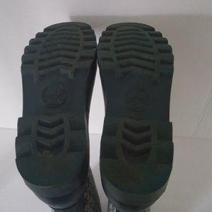 Tory Burch Shoes - Tory Burch Jacquard Rain Boot SOLD